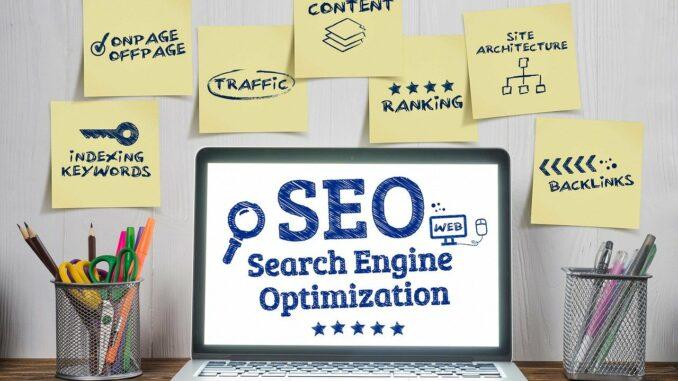 SEO - Grundlagen der On-Page und Off-Page Optimierung