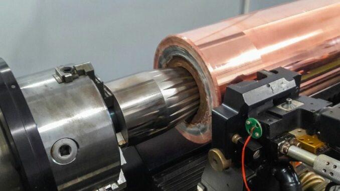 Elektrozylinder